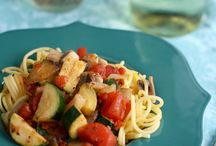 Gluten free pasta and Italian dishes / by Lisa Fox