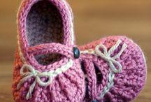 pletení na děti