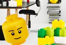 Lego - mad about it boys! / Lego ideas! / by Claire Appleby