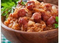 Sauerkraut Recipes / Do you love Sauerkraut? We have lots of great recipes made with our Silver Fleece Sauerkraut! / by Dei Fratelli