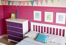 Courtney's bedroom ideas / Inspiration for Courtney's Teen room