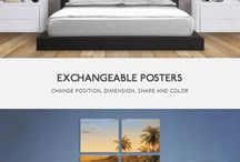 Poster Interior Scene Creator / Poster Interior Scene Creator Photoshop file help you to make better promotion of your art, design or make nice images for your blog, magazine, print material…