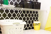 laundry room / by Cristen Burdell