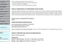 Pediatricians in Bratislava