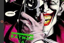 Cómic DC portadas