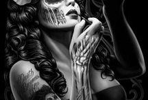 tattoo Dead