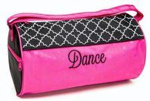 Too Cute Creations- Dance Bags