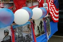 Cub Scouts Memorial Day parade ideas / by Andrea Zellner