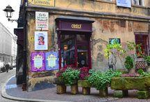 Travel / Places to visit.  2016 = Croatia, Indonesia 2015 = Krakow / Liguria (Italy) / Berlin