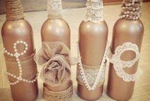 beer bottles crafts