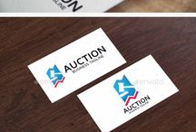 auction logo inspiration