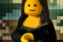 Lego and playmobil