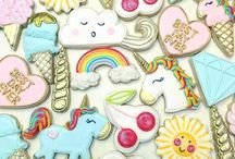 *Fantasy Cookie Ideas