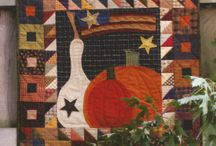 Country Threads Patterns / These are Country Threads Patterns and Books that I carry.