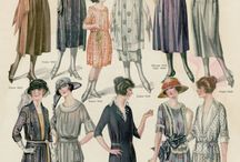 FASHION: 1920s (Charleston Era)