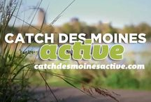 Get Active Des Moines / Get active in #DesMoines! / by Mercy Medical Center - Des Moines