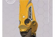 afrofuturism The imagined scifi future of the African continent