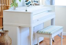 Paint the Piano? / by Kristin Hickey-Heydt