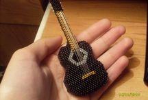 Guitarra peyote