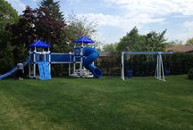 Gallery of our Swingsets and Playsets / Check out our customer's Swing Kingdom swingsets and playsets!