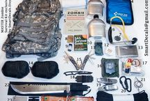 Überlebensausrüstungen