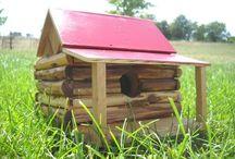rick bird houses