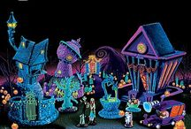 Nightmare Before Christmas / by Angee Richards