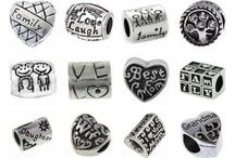 Charm Sets for Charm Bracelets / Themed Charm Sets for Pandora Style Bracelets