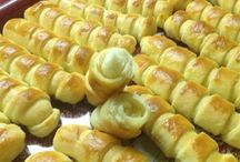 Máslové paličky-trubičky