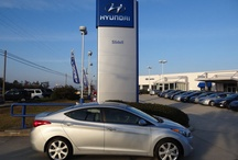 SOLD!! 2013 Hyundai Elantra Limited #5265 / New 2013 Hyundai Elantra Limited with Navigation package. This car also has a back up camera. Don't miss out on this great car at an even better price. Price includes $750 HMFC rebate, $750 Value Owner or Competitive Owner Coupon, $500 military rebate. You may also qualify for Hyundai's low APR program. Don't listen to the hype of our competitors. We are the #1 rated Hyundai dealer in the United States in Customer Satisfaction.