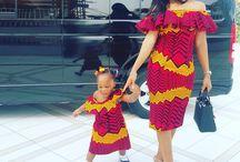 mummy& daughter