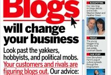 Writing & Blogging / Writing good web content, copy & blogs