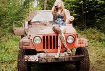 jeeps are for girls ♡ / by Stormie Billings