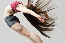 dance like no one's watching / by Bri •