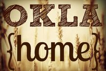 Okla-home-a / by Kelsey Lewis
