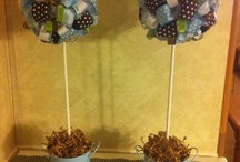 Baby Shower Decorations / by Tammy Dimsdale