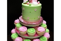 Cakes / by Linda Conzelman