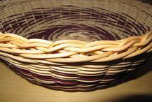 Плетение из бумажных трубочек