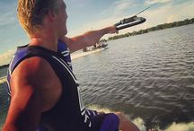 Barefoot Waterskiing / What we love to do!!