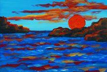 Vincent Van Gogh / Artist.