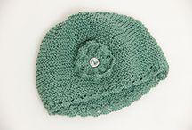 Crochet and knitting patterns for accessories/Hekel- en breipatrone vir bykomstighede