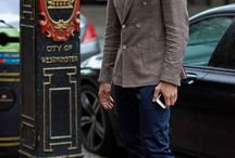 Men's Street Fashion / Dedicated to the best Men's street style, whether from London, New York, Parisian, Italian and beyond. The best street photography showcasing the best street fashion including urban, casual, smart, edgy and celebrity.