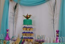 Princess Jasmine (Aladdin) Party for 7 yr old / Princess Jasmine (Aladdin) Party for 7 yr old