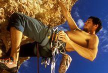 Climbing at MEC