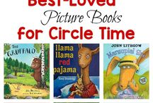 Circle time books