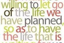 Words / by Kristen Steeper