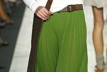 plisované sukně