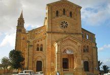 religious iconography/churches