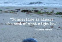 Summer Loving / Words, images and thoughts of summer.
