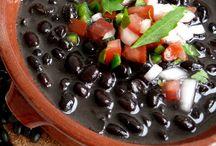 Mexican Food - Sides / Salsas / Salsas, Beans